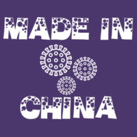 Made In China - HD Cotton Youth Short Sleeve T-Shirt Design