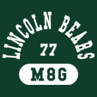 Lincoln Bear M6G - HD Cotton Short Sleeve T-Shirt Design