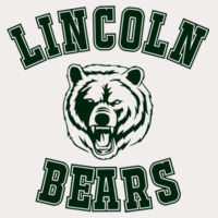 Lincoln Bears - NuBlend Crewneck Sweatshirt Design