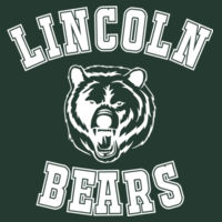 Lincoln Bears - Performance T-Shirt Design